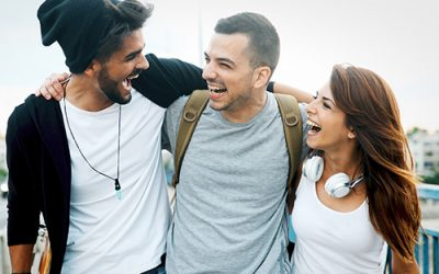 Invisalign® and Invisalign Teen® Make You Smile